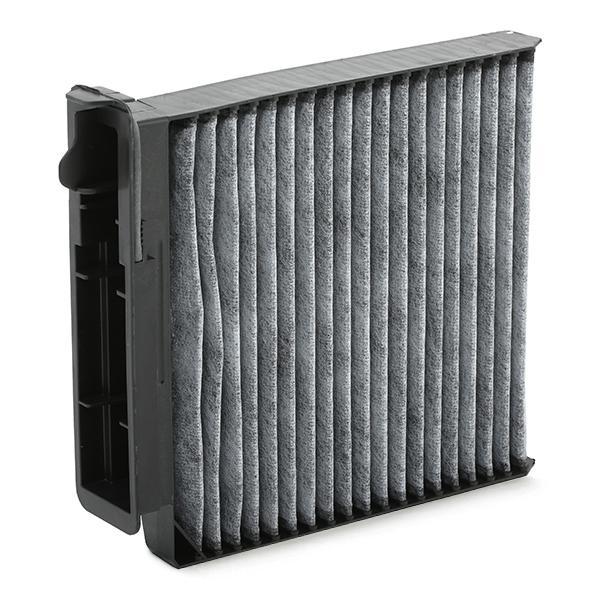 Origine Filtre climatisation PURFLUX AHC207 (Largeur: 185mm, Hauteur: 42mm, Longueur: 207mm)