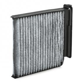 AHC207 Filter, Innenraumluft PURFLUX AHC207 - Große Auswahl - stark reduziert