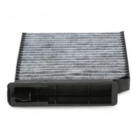 AHC207 Filter, Innenraumluft PURFLUX - Markenprodukte billig