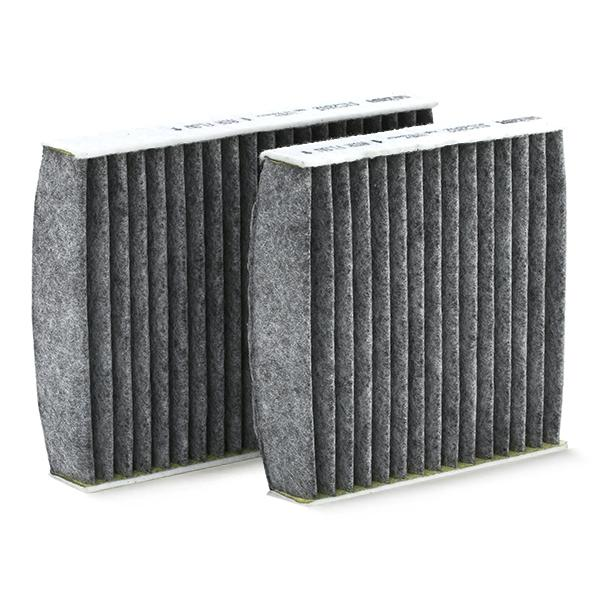 Origine Chauffage / ventilation PURFLUX AHC245-2 (Largeur: 158mm, Hauteur: 32mm, Longueur: 155mm)