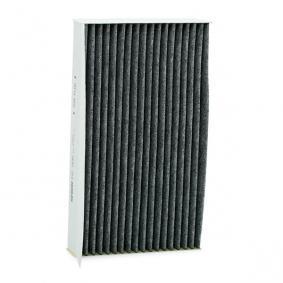SIC1830 PURFLUX Aktivkohlefilter Breite: 171mm, Höhe: 35mm, Länge: 263mm Filter, Innenraumluft AHC281 günstig kaufen