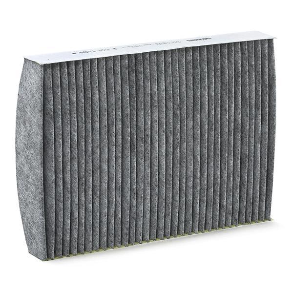 Acheter Filtre climatisation Largeur: 194mm, Hauteur: 38mm, Longueur: 263mm PURFLUX AHC284 à tout moment