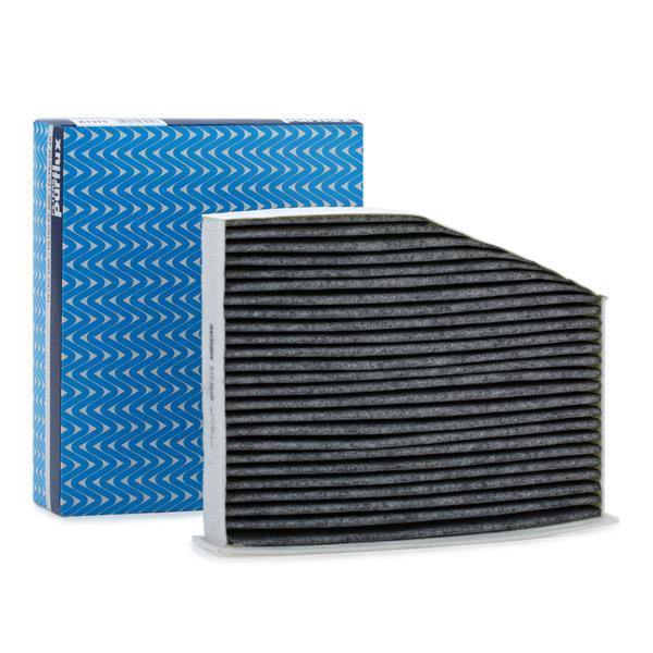 SIC3606 PURFLUX Aktivkohlefilter Breite: 212mm, Höhe: 57mm, Länge: 286mm Filter, Innenraumluft AHC378 günstig kaufen