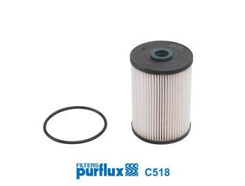 C518 Горивен филтър PURFLUX в оригиналното качество