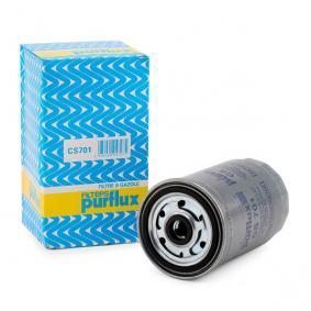 Achat de PURFLUX Hauteur: 152mm Filtre à carburant CS701 pas chères