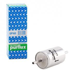 EP163 PURFLUX Höhe: 162mm Kraftstofffilter EP163 günstig kaufen