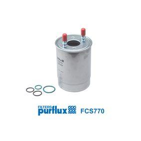 FCS770 Filtr paliwa PURFLUX - Doświadczenie w niskich cenach