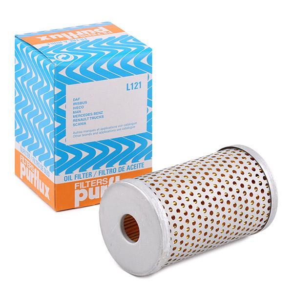 PURFLUX | Filtro idraulico, Sterzo L121
