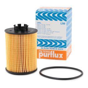 L290 PURFLUX Innendurchmesser: 30mm, Ø: 63mm, Höhe: 88mm Ölfilter L290 günstig kaufen