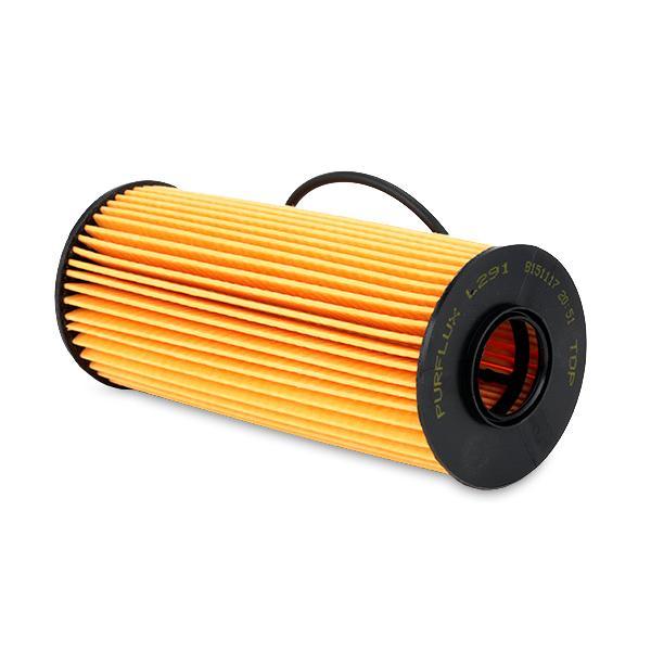 L291 Oliefilter PURFLUX - Billige mærke produkter