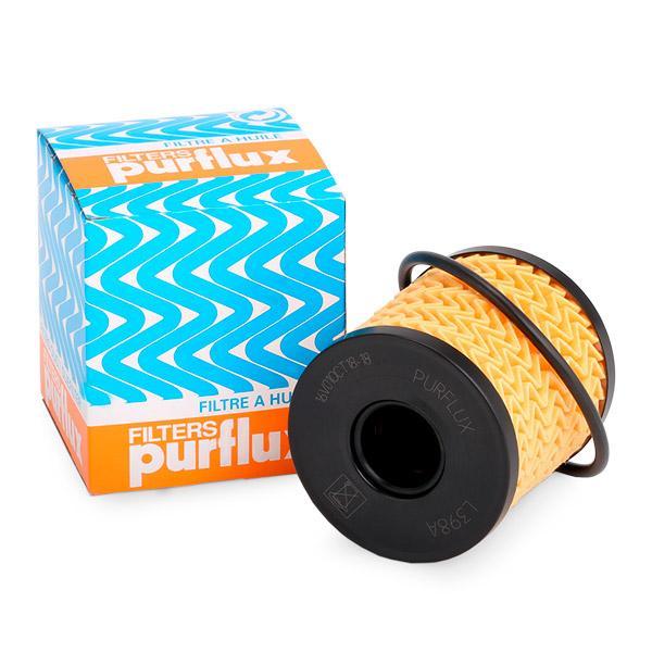 L398A Olejový filter PURFLUX L398A Obrovský výber — ešte väčšie zľavy