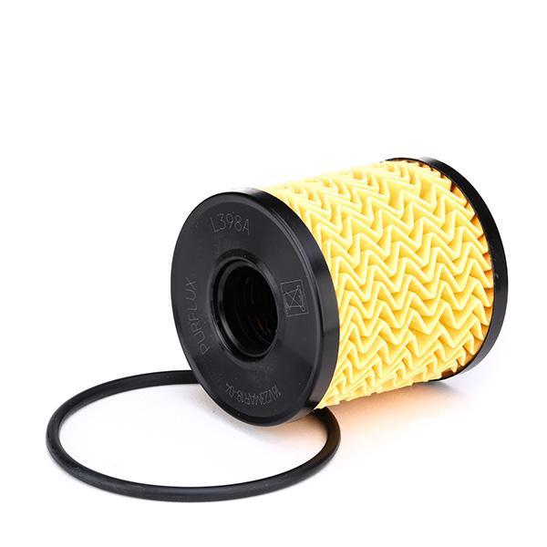 L398A Olejový filter PURFLUX - Lacné značkové produkty