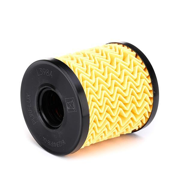 L398A Olejový filter PURFLUX - Zažite tie zľavy