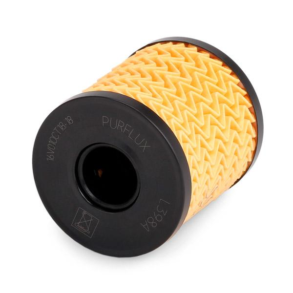 L398A Olejový filter PURFLUX Test