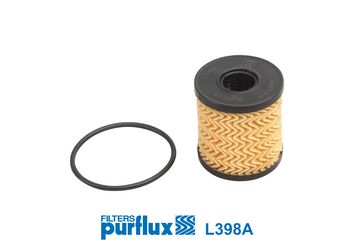 L398A Filtre à huile de PURFLUX