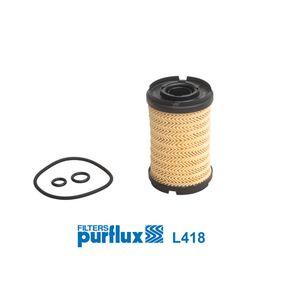 """L418 Filtre à huile PURFLUX - L""""expérience à prix réduits"""