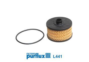 L441 Filtre d'huile PURFLUX - L'expérience aux meilleurs prix