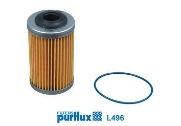 Motorölfilter PURFLUX L496