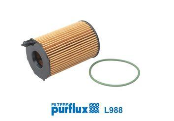 PURFLUX Ölfilter L988