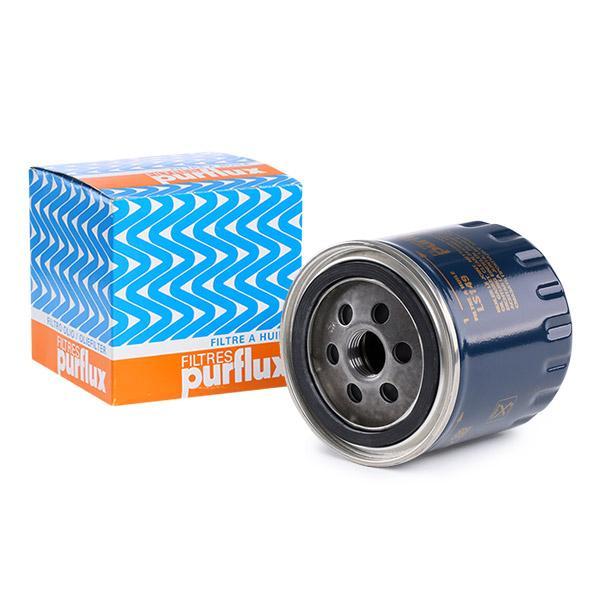 LS149 Filtre d'huile PURFLUX LS149 - Enorme sélection — fortement réduit