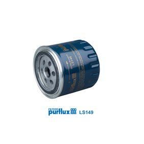 LS149 Filtro Olio PURFLUX esperienza a prezzi scontati