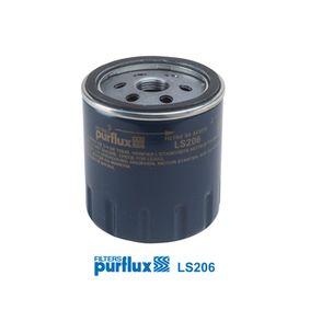 LS206 Ölfilter PURFLUX Erfahrung