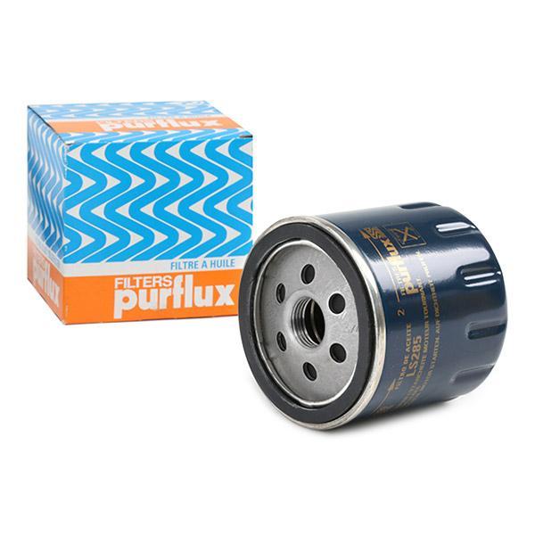Origine Filtre à huile PURFLUX LS285 (Ø: 76mm, Hauteur: 74mm)