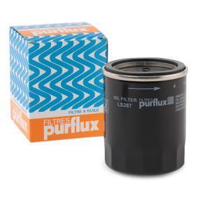 LS287 PURFLUX Ø: 66mm, Höhe: 86mm Ölfilter LS287 günstig kaufen