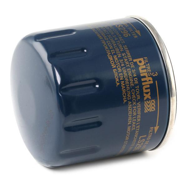 LS296 Ölfilter PURFLUX Erfahrung