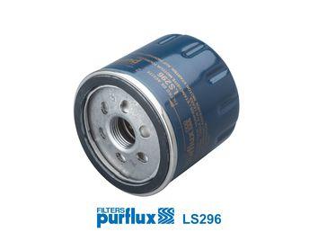 LS296 Ölfilter PURFLUX Test