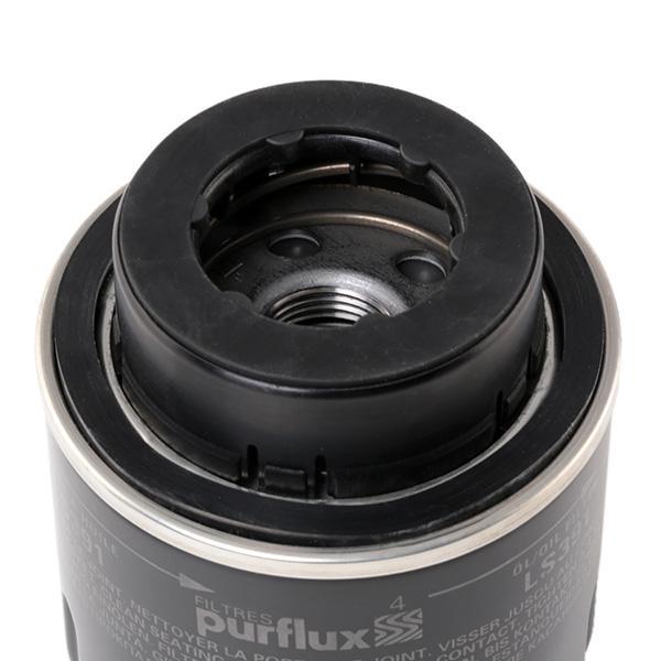 LS391 Filtre à huile PURFLUX - Produits de marque bon marché