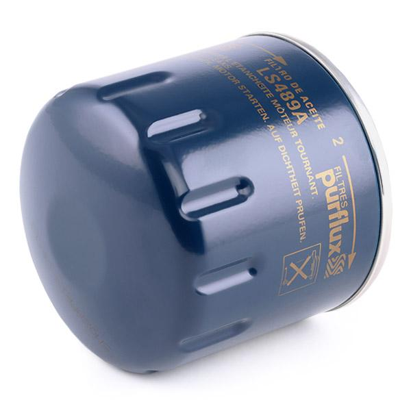 LS489A Engine oil filter PURFLUX - Cheap brand products