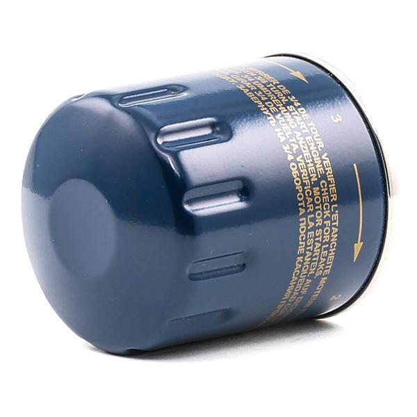 LS743 Filtre d'huile PURFLUX LS743 - Enorme sélection — fortement réduit