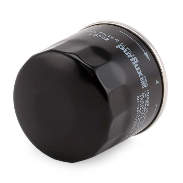 LS892 Engine oil filter PURFLUX - Cheap brand products