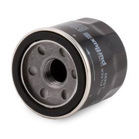 LS892 Filtro de óleo PURFLUX LS892 Enorme selecção - fortemente reduzidos