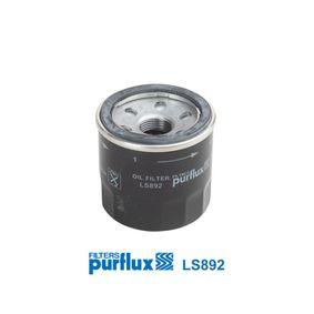 LS892 Ölfilter PURFLUX Erfahrung