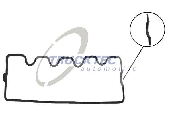 02.10.008 TRUCKTEC AUTOMOTIVE Packning, ventilkåpa: köp dem billigt