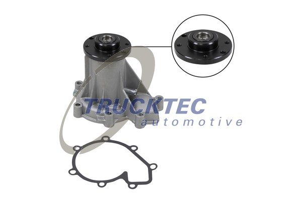 Acquisti TRUCKTEC AUTOMOTIVE Pompa acqua 02.19.161 furgone