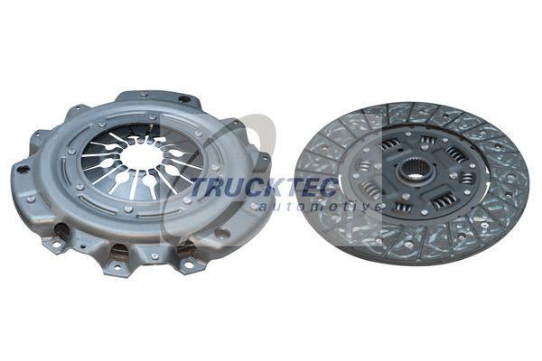 Mercedes SPRINTER 2014 Clutch kit TRUCKTEC AUTOMOTIVE 02.23.037:
