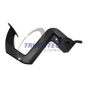 Comprar y reemplazar Pedal de embrague TRUCKTEC AUTOMOTIVE 02.27.012