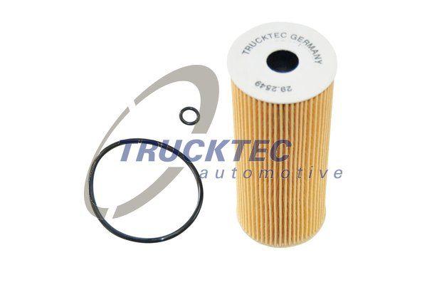 07.18.024 TRUCKTEC AUTOMOTIVE Ölfilter Bewertung