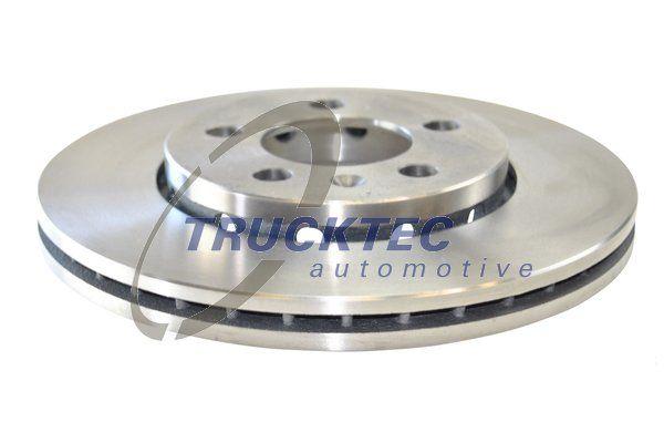 Volkswagen NEW BEETLE TRUCKTEC AUTOMOTIVE Disque de frein 07.35.065