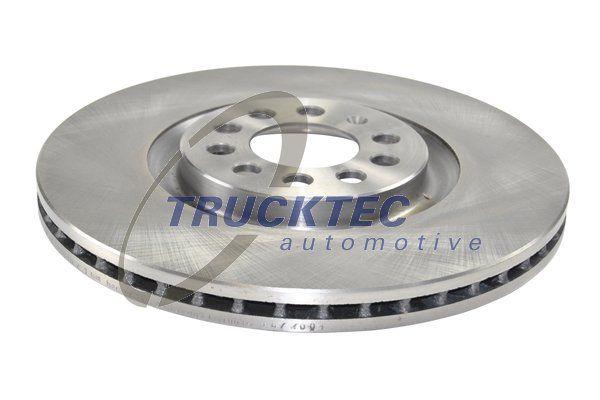 Disque de frein TRUCKTEC AUTOMOTIVE 07.35.132 Avis
