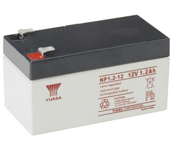 OE Original Starterbatterie NP1.2-12 YUASA