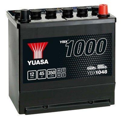 Elektroinstalace YBX1048 s vynikajícím poměrem mezi cenou a YUASA kvalitou