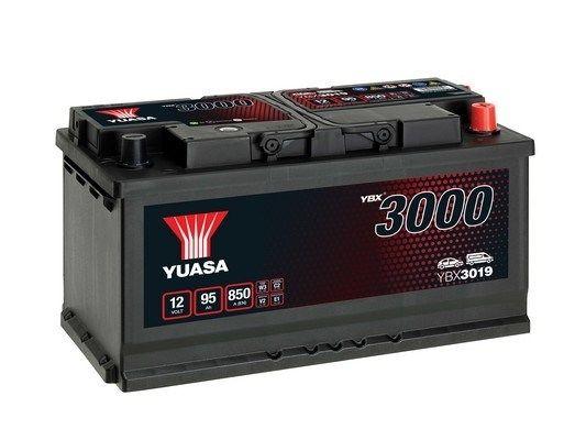 YBX3019 YUASA Starterbatterie Bewertung