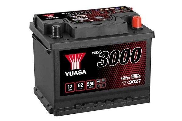 OE Original Autobatterie YBX3027 YUASA