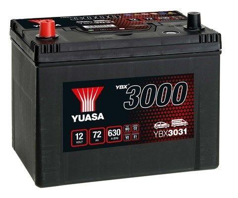 Original SSANGYONG Batterie YBX3031