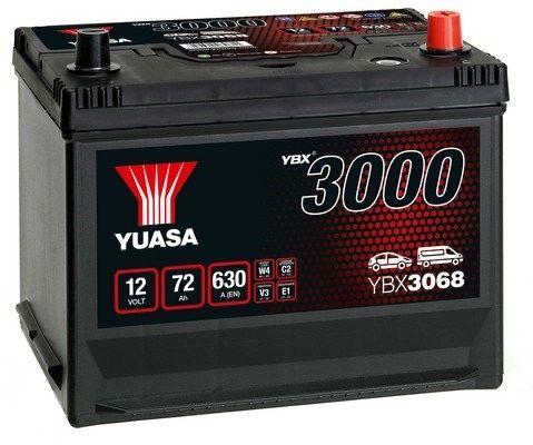 BMW GLAS Teile: Starterbatterie YBX3068 jetzt bestellen