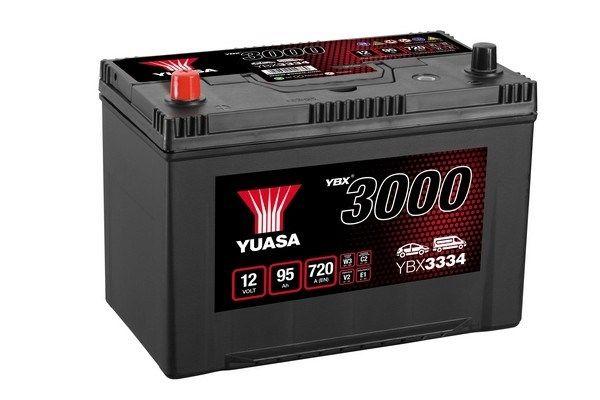 Original SSANGYONG Starterbatterie YBX3334
